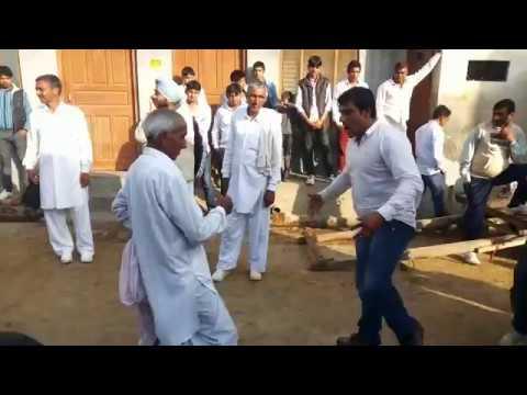 Haryanvi desi Tau dance || हरयानवी ताऊ का जोरदार डांस ||