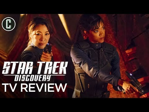Star Trek: Discovery 'Pilot' Episode 1 & 2 Review - TV Talk
