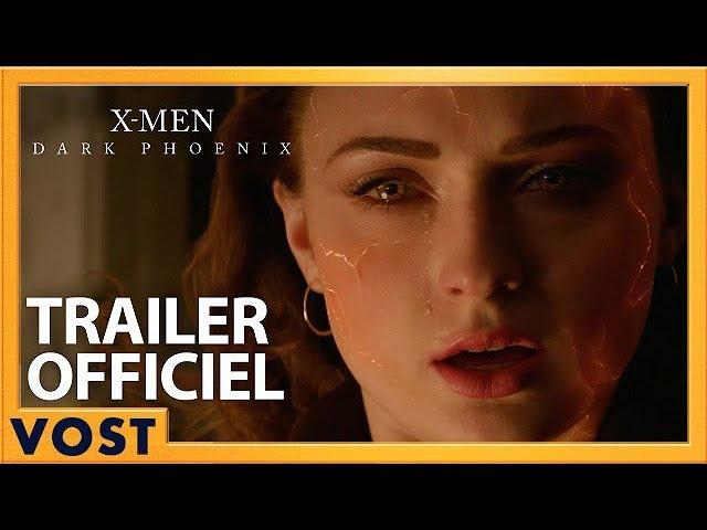 X-Men : Dark Phoenix | Nouvelle Bande-Annonce [Officielle] VOST HD | 2019
