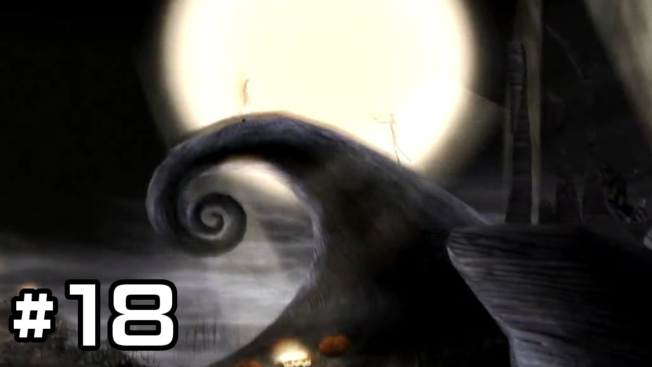 The Nightmare Before Christmas: Oogie\'s Revenge - Chapter 18: Spiral ...