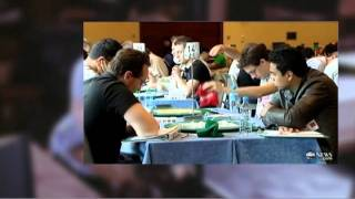 World Scrabble Championship Summary