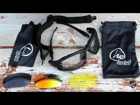 Safety Glasses Kit | Hacket Equipment