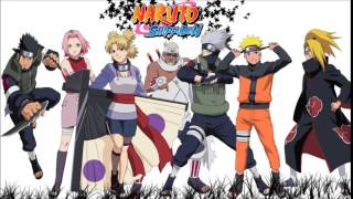 Naruto Shippuden OST 07 Man of The World
