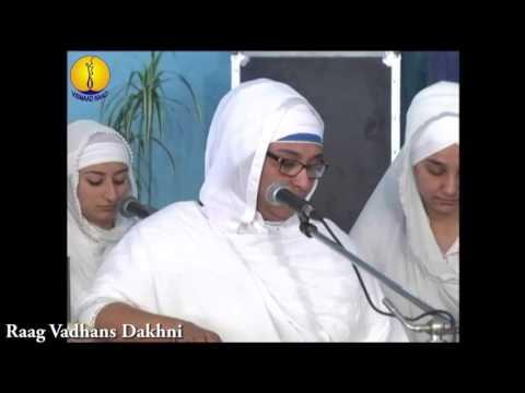 AGSS 2012 : Raag Vadhans Dakhni - Bibi Rajeshwar kaur ji