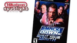 Spotlight Video Game Reviews - WWE SmackDown! Shut Your Mouth (PS2)