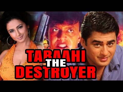 Tabaahi -The Destroyer (1999) Full Hindi...