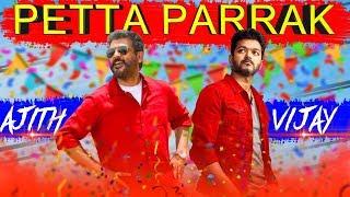 Petta Paraak -ThalaThalapathy Version Remix | CINE BYTE