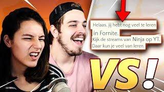 FORTNITE QUIZ - FINAL?! - VINCENT VS EVA S2 #23