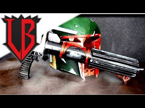 GUN for Boba Fett's cosplay