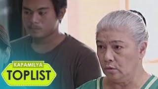 Video Kapamilya Toplist: How Andeng deals with testy, insolent Yaya Diding on A Love to Last download MP3, 3GP, MP4, WEBM, AVI, FLV September 2018