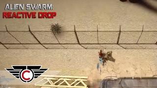 Alien Swarm Reactive Drop | WARM UP DEATHMATCH