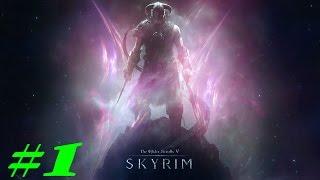 TES: Skyrim Reloaded 2016 #1 - Время приключений | Скайрим 400+ МОДОВ Летсплей