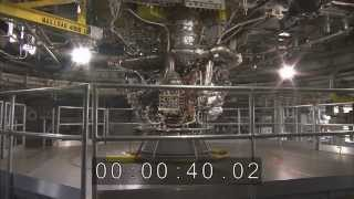 December 11, 2014 RS-25 Rocket Engine Chill Test