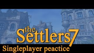 Settlers 7 practice/guide