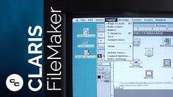 Vintage Claris FileMaker Software (1987-1991) -  Krazy Ken's Tech Misadventures