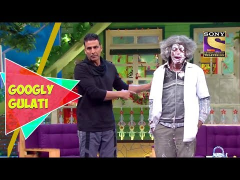 Dr. Gulati Gets Beaten | Googly Gulati | The Kapil Sharma Show
