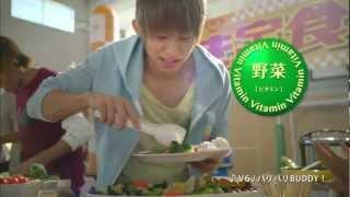 カミセン エバラ黄金の味「おはよう」篇 http://youtu.be/RIK-qqcoU4M.