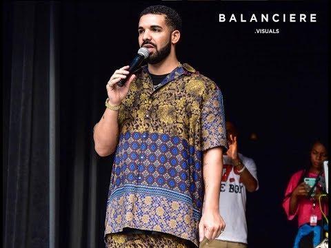 Drake In Houston at HAW
