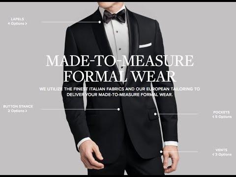 J.Hilburn Formal Wear By Michael Edwards Custom Clothing Concierge, Richardson Texas