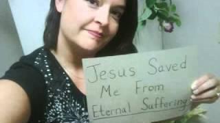 """K-LOVE """"Jesus Saves"""" by Jeremy Camp slideshow"""