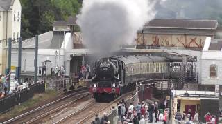 The Torbay Express - 6024 King Edward 1 (August 22nd & September 5th 2010)