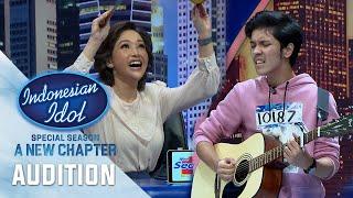 Download lagu Bunda Maia Seneng Banget Denger Suara Hanafiah Aldrin - Audition 2  - Indonesian Idol 2021