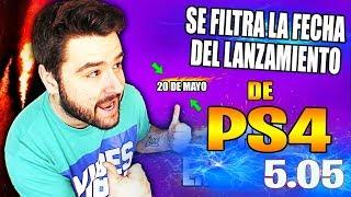 SE FILTRA LA FECHA PARA PS4 5.05-EN DÍAS YA LO TENDREMOS-9BRITO9