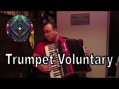 Trumpet Voluntary - Jeremiah Clarke - Accordion