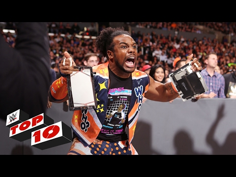 Thumbnail: Top 10 Raw moments: WWE Top 10, Feb 20, 2017
