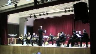 Marcha turca. Mozart. Orquesta Vicente .Aleixandre