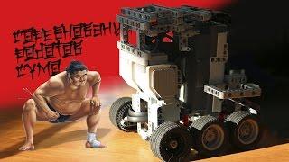 Соревнования роботов-сумо