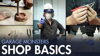 Garage Monsters - Shop Basics - PREVIEW