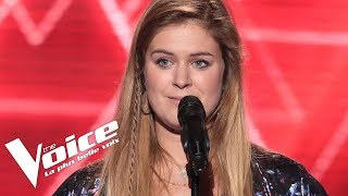 Britney Spears - Toxic   Queen Clairie   The Voice France 2018   Blind Audition