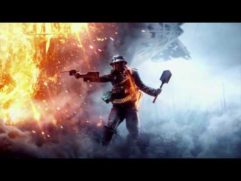 Battlefield 1 Trailer Music 10 hours mv
