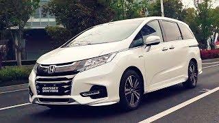 换装i-MMD引擎性情大变 2019试驾全新本田奥德赛锐·混动Honda Odyssey Hybrid