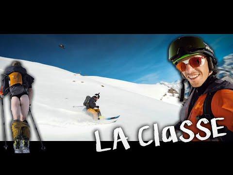 CHASSÉ DANS LA VALLÉE - WINTERACTIVITY Ep49 - Freeride Ski