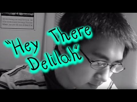 Plain White T's - Hey There Delilah - Cover