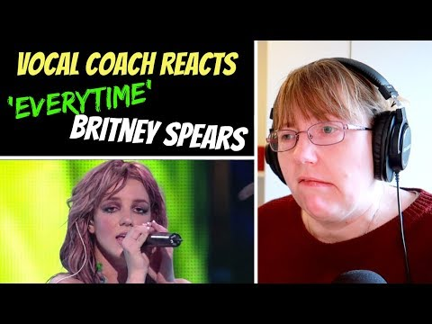 Vocal Coach Reacts To Britney Spears 'everytime' Live Onyx Hotel Miami