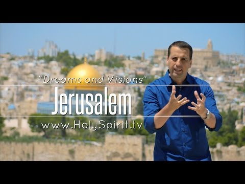 """The Language of the Holy Spirit"" - JERUSALEM - Episode 8 - The Promise TV SERIES"