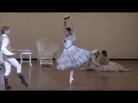 6 New Female Classical Ballet Variations