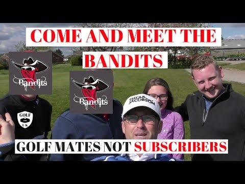 GOLF BANDITS AT HART COMMON GOLF CLUB
