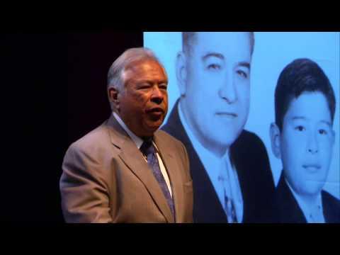 My father : Moctesuma Esparza at TEDxBoyleHeights 2014