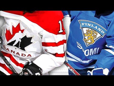 Канада-Финляндия 2019 ЧММ /Finland Vs Canada   Quarterfinal   2019 IIHF World Junior Championship