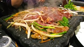 KOREAN BBQ in MONTREAL