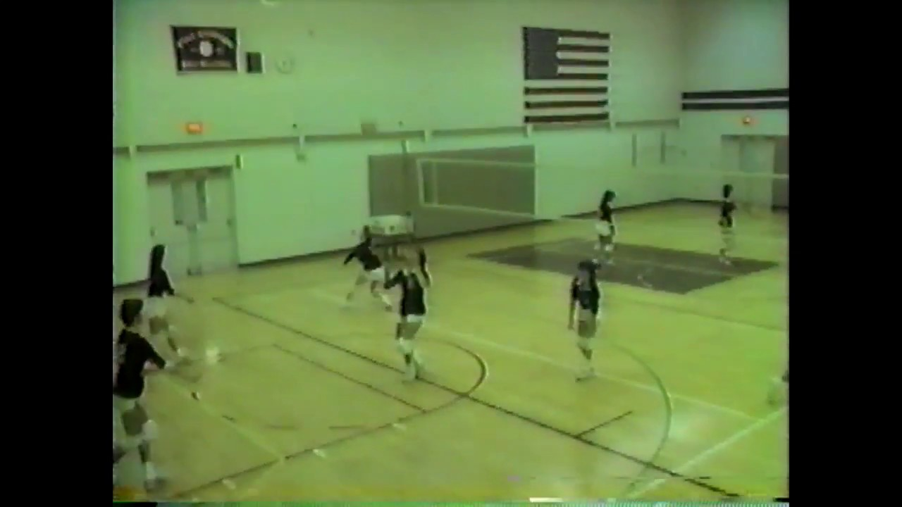 NCCS - Beekmantown volleyball part one  12-13-85