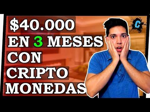 CRIPTOMONEDAS [U$s 40000 En 3 Meses] - Trading, Inversiones, Ganando Dinero Con BITCOIN
