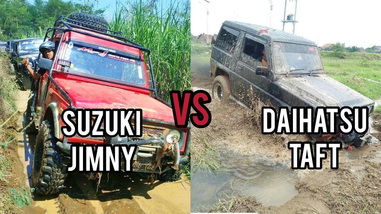 Edisi Daihatsu Taft Dan Suzuki Jimny