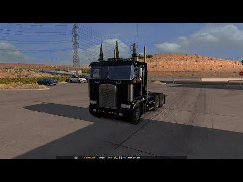 American Truck Simulator Kenworth K100 Crude Oil To Page