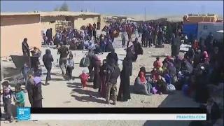 القوات العراقية على بعد 3 كيلومترات عن المدينة القديمة  في الموصل
