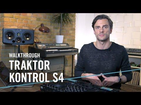 Native Instruments Traktor Kontrol S4 MK3 4-channel DJ